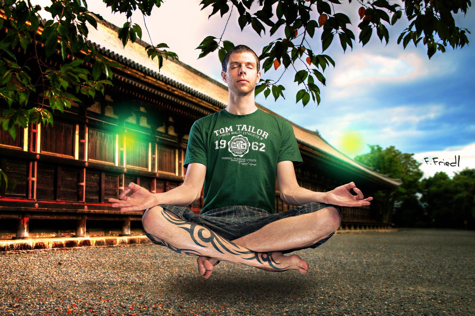 Week 14 - Meditation